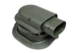 Solar Muotokate - проходной элемент вывода кабелей VILPE. Зелёный-6020