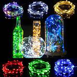 LED Гірлянда Роса 10 метрів (різні кольори), фото 2