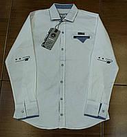 Стильна сорочка для хлопчика на ріст 134-164см