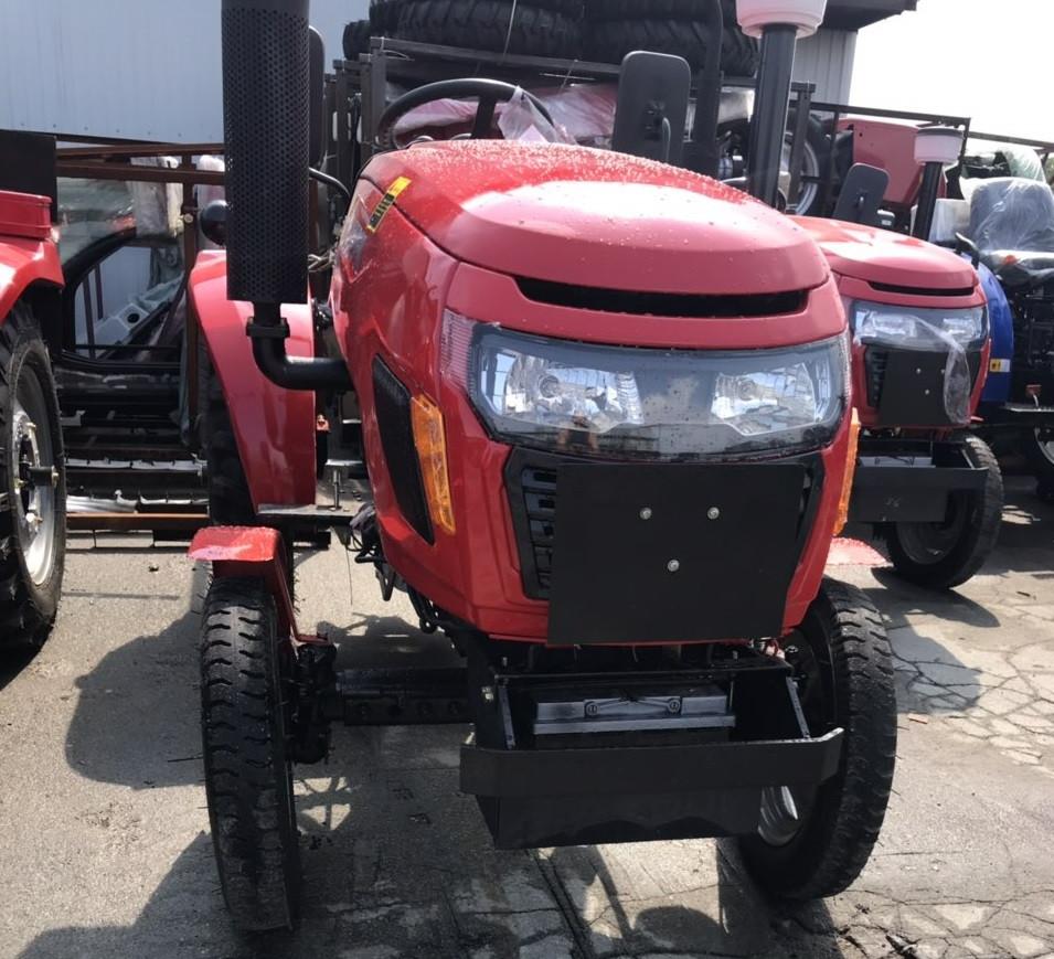 Трактор T240FPK (24 л.с., 3 цил., 2х4, блок. диф.)