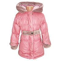 """Детская зимняя куртка для девочки """"Onbuco"""" 8-9-10 лет                                               , фото 1"""