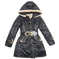 """Детская зимняя куртка для девочки """"Millan"""" (10-11-12-13 лет)"""