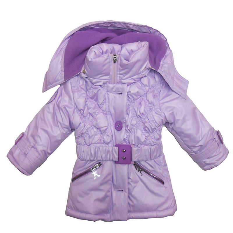 """Детская зимняя куртка для девочки """"Millan"""" 2-3 года"""