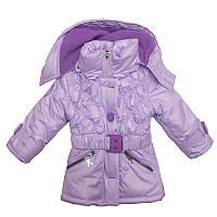 """Детская зимняя куртка для девочки """"Millan"""" 2-3 года                                                 , фото 1"""