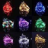 LED Гірлянда Роса 10 метрів (різні кольори), фото 5