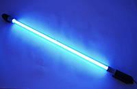 Синяя неоновая лампа в салон автомобиля, багажник, на днище 90 см