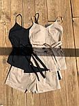 Женский костюм: майка и шорты (в расцветках), фото 6