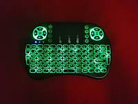 Мини клавиатура с тачпадом RT-MWK0 (С подсветкой Green)