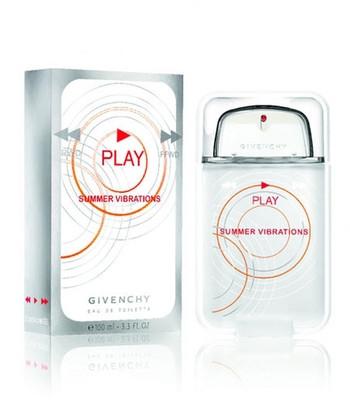 Мужской аромат Givenchy Play Summer Vibrations