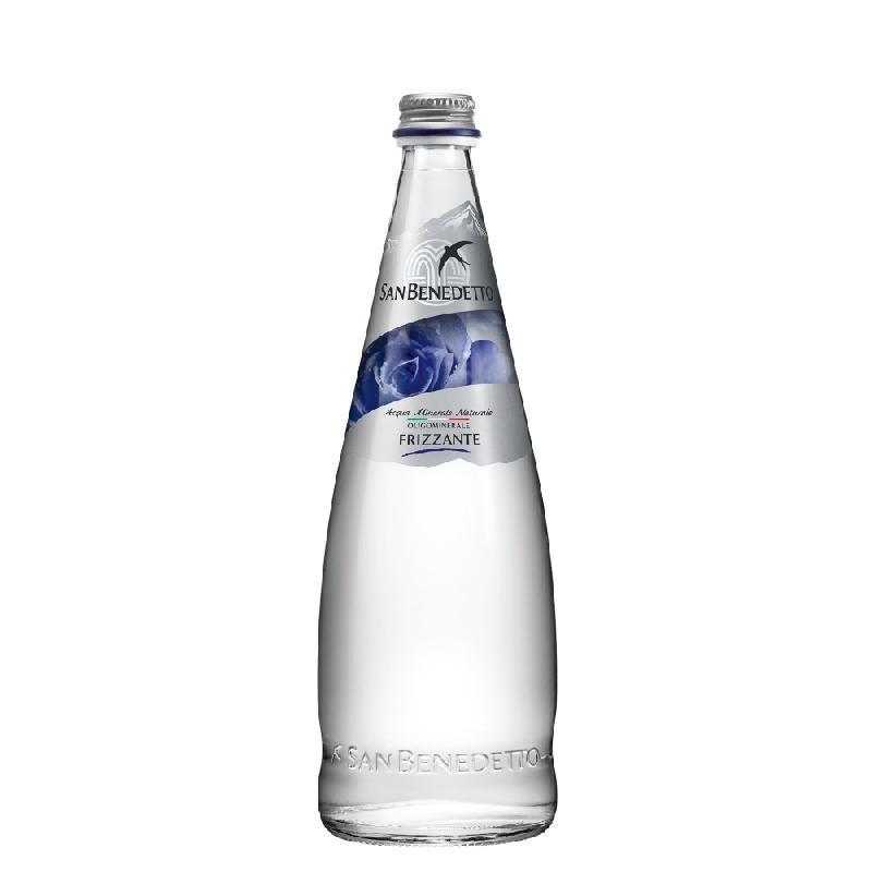 Вода San Benedetto (Сан Бенедетто),0,75 литра (газированная)