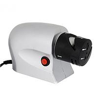 Точилка для ножей и ножниц электрическая 220V Белый Electric Multi-purpose Sharpener