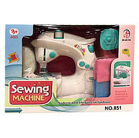 Детская швейная машинка (с аксессуарами) 851