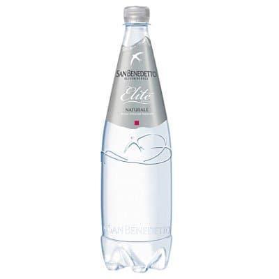 Вода San Benedetto (Сан Бенедетто), 1 литр (газированная)