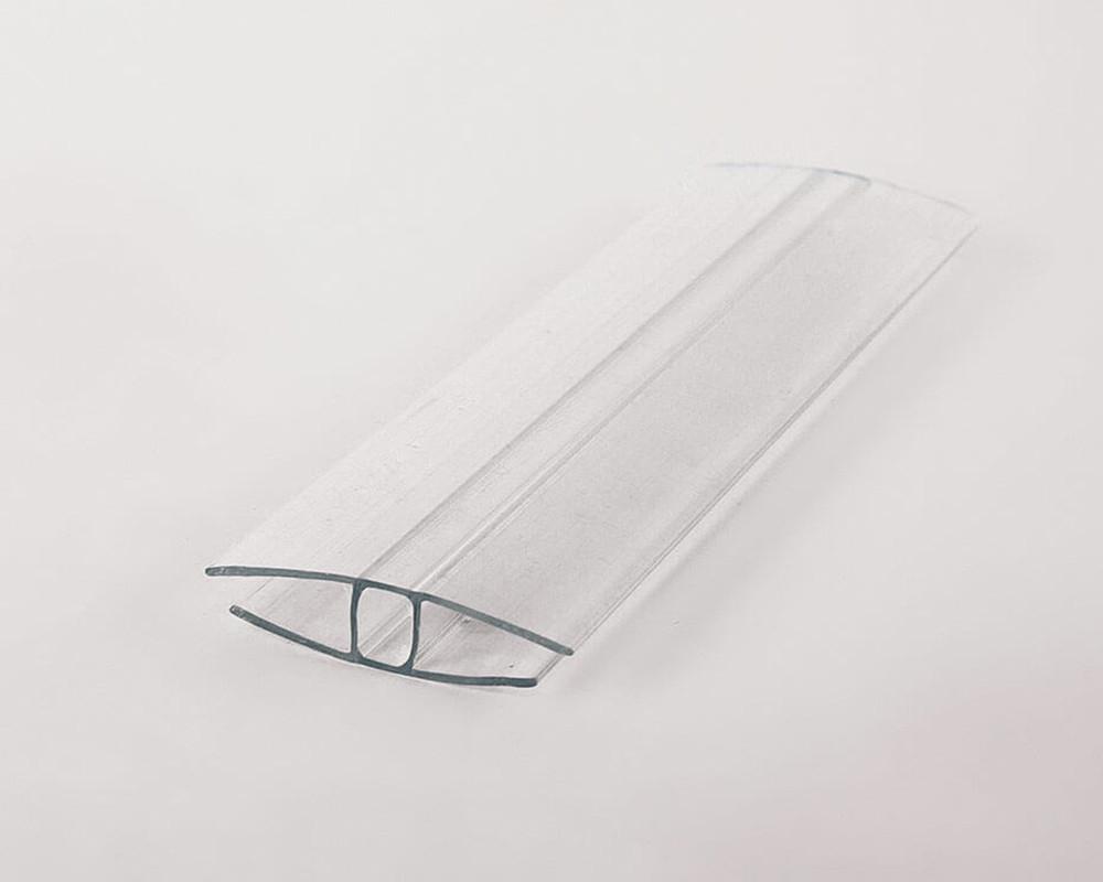 Соединительный профиль Oscar HP 6-8мм прозрачный  6000мм