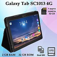 """Игровой 4G Планшет-Телефон Samsung Galaxy Tab SC1013 10.1"""" IPS 2/32 GB + Чехол + Карта 32GB, фото 1"""