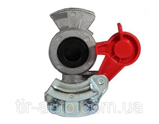 Головка соединительная без клапанаM16x1.5 красная 0218240300 ( SORL )