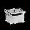 Коптильня горячего копчения Дид Коптенко малая из нержавейки (380x320x300), фото 4