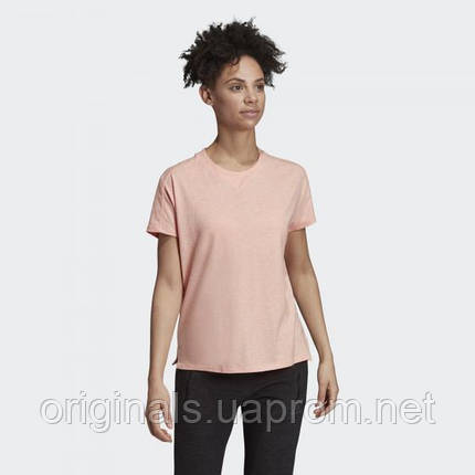 Женская футболка Adidas ID Winners AtTEEtude EK4281, фото 2