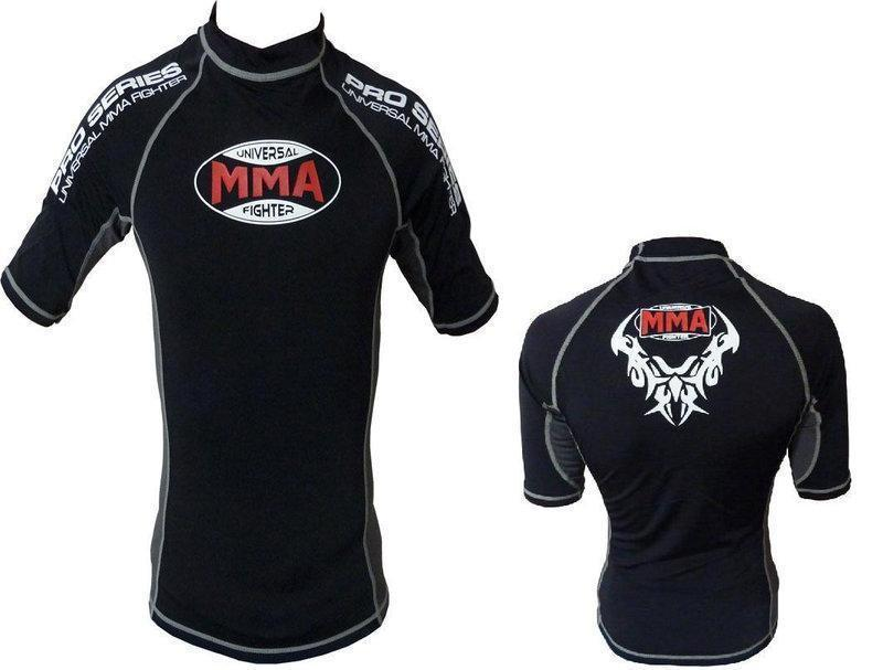Рашгард Power System 002 Dragon L Black/Grey