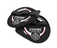 Накладки на ладони Power System Gripper Pads PS-4035 S Black, фото 1