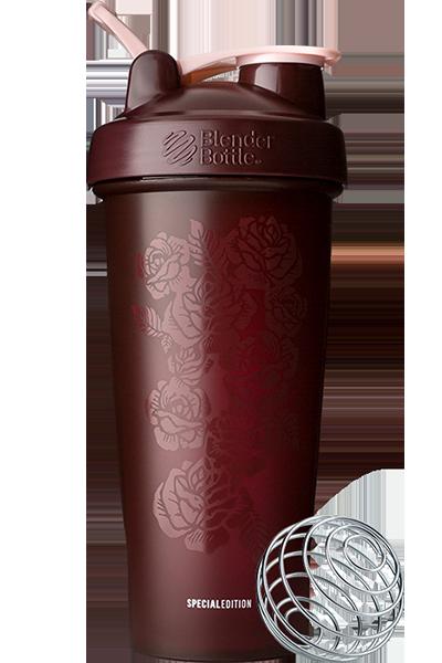 Шейкер спортивный BlenderBottle Classic Loop 28oz/820ml Special Edition Amour Roses (ORIGINAL)