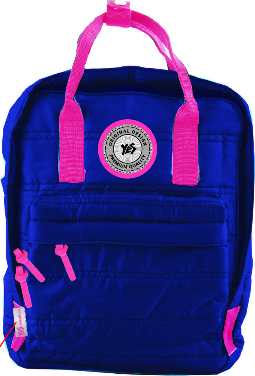 Рюкзак підлітковий ST-27 Midnight blue, 29*23*10