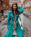 Женский тренч-парка в стиле хэвлок (в расцветках), фото 8