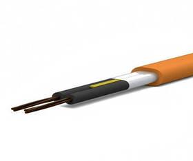 Теплый пол Ratey TIS двухжильный кабель, 18 Вт/м