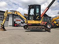 Миниэкскаватор (мини экскаватор) Caterpillar 303 C CR 2010 года