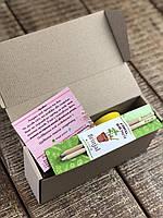 Набор комплимент с двумя растущими карандашами прикольный оригинальный подарок маме 8 марта