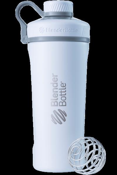 Спортивная бутылка-шейкер BlenderBottle  Radian THERMO EDELSTAHL 26OZ / 770ML White (ORIGINAL)