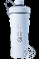 Спортивная бутылка-шейкер BlenderBottle  Radian THERMO EDELSTAHL 26OZ / 770ML White (ORIGINAL), фото 1
