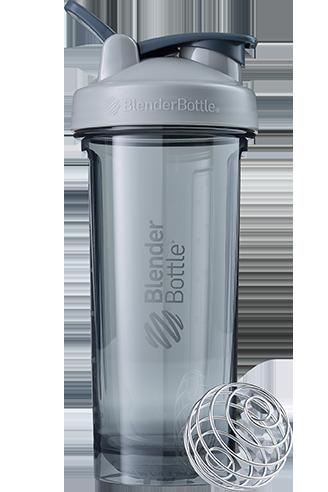 Спортивная бутылка-шейкер BlenderBottle Pro28 Tritan 820ml Grey (ORIGINAL)