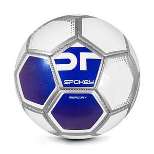 Футбольний м'яч Spokey Mercury 925389 (original) Польща розмір 5 тренувальний
