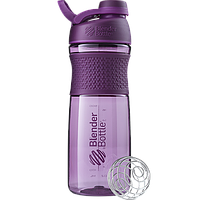 Спортивная бутылка-шейкер BlenderBottle SportMixer Twist 820ml Plum (ORIGINAL), фото 1
