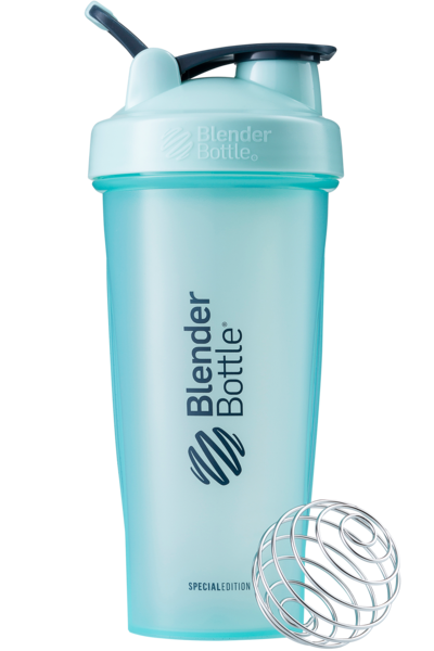 Спортивный шейкер BlenderBottle Classic Loop 820ml Special Edition  Mint (ORIGINAL)