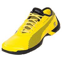 Невероятно стильные мужские кроссовки, яркого желтого цвета, для уверенных в себе парней, 44рр (29,4см)