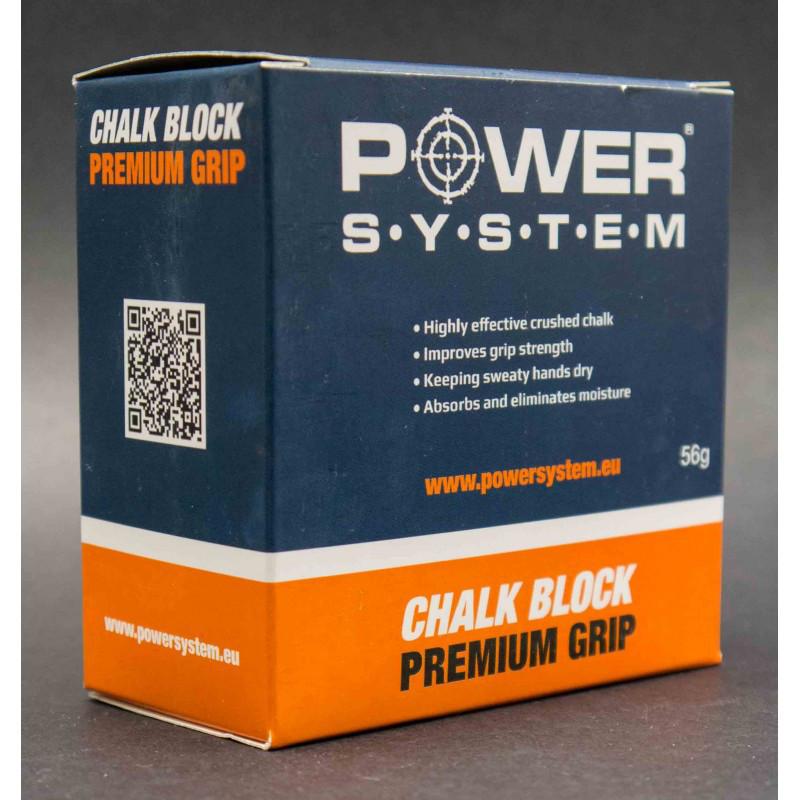 Магнезия Блок  PowerSystem - CHALK BLOCK 56G
