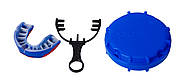 Капа OPRO Platinum Series Blue/Pearl/Red (art.002197001), фото 4