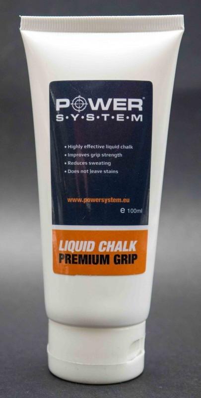 Жидкая магнезия Power System PS-4081 LIQUID CHALK 100ML
