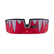 Капа OPRO Platinum UFC Hologram Red Metal/Black (art. 002261001), фото 2