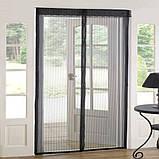 Антимоскітна дверна сітка антимоскітна захист, фото 6
