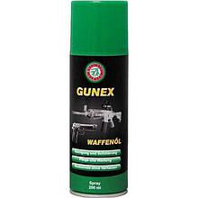 Масло Klever Ballistol Gunex-2000 200мл. для зброї, спрей