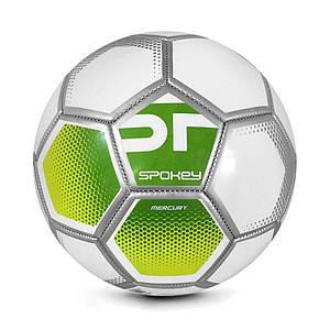 Футбольний м'яч Spokey Mercury 925391 (original) Польща розмір 5 тренувальний