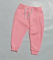 Штаны спортивные розовые Primark (Англия) р.80см (9-12мес.)