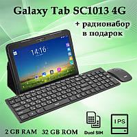 """Игровой 4G Планшет-Телефон Samsung Galaxy Tab SC1013 10.1"""" IPS 2/32 GB + Радионабор"""