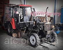 Капитальный и поточный ремонт или замена сцепления трактора МТЗ и всех его модификаций