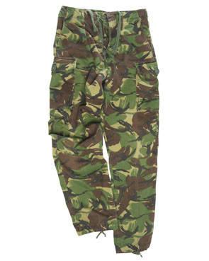 Штани камуфляжні (ДПМ, DPM) армії Великобританії б/у, фото 2