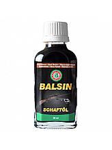 Масло Clever Ballistol Balsin Schaftol 50мл. д / догляду за деревом, червоно-коричневе