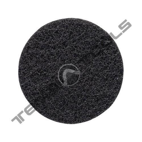 Круг шлифовальный скотч брайт на липучке Ø50 мм P600 Grey
